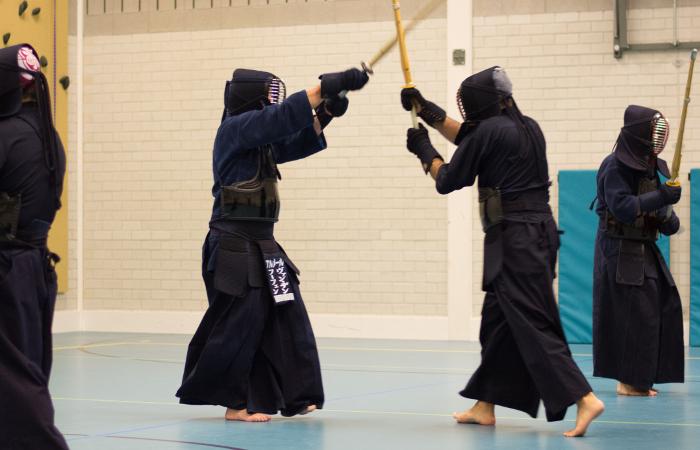 Sporten Almere - Kendo